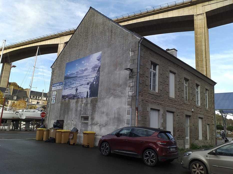 Diagnostic amiante et plomb avant travaux - Maison des Douanes - Quai Armez - St Brieuc 0