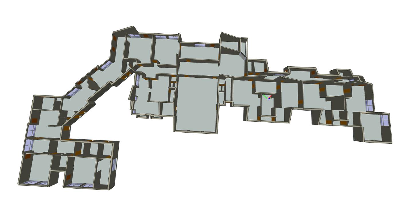 Réalisation maquette 3D d''une école primaire imagemaquetteecolepluguffan2