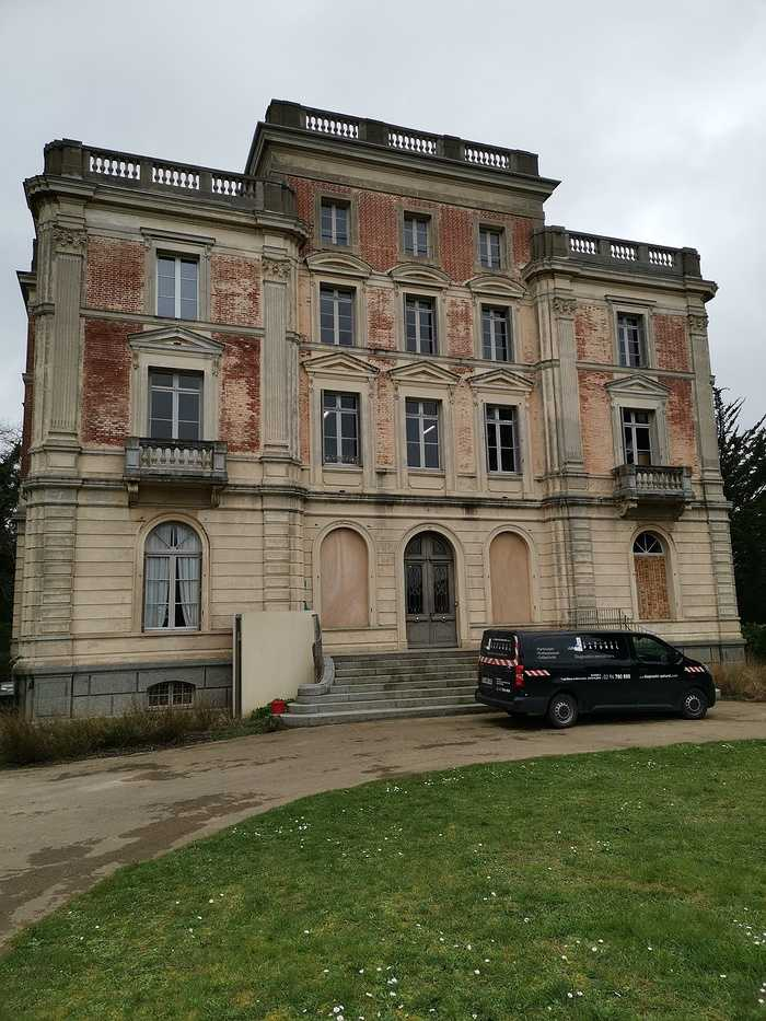 Diagnostic amiante et plomb avant travaux de réfection de peinture - Villa Rohannec'h - St Brieuc -22 0